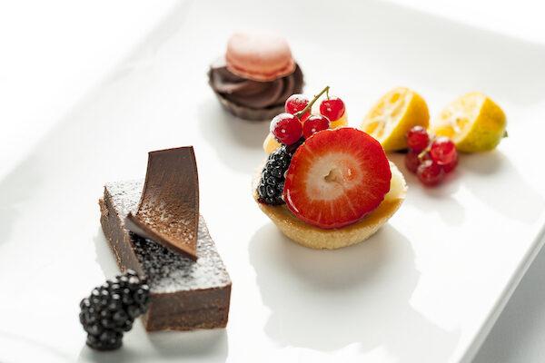 3-Retters-Selskap-Tapas-dessert