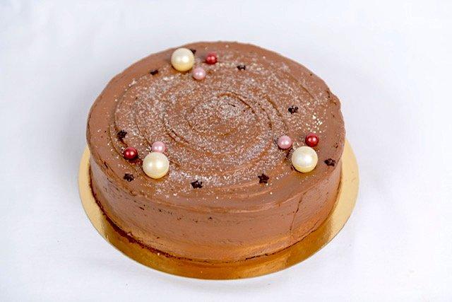 trandisjonell-sjokoladekake